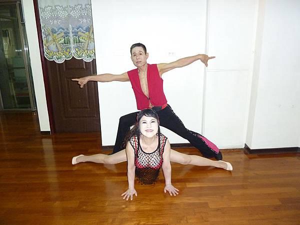 D54-趣味舞姿