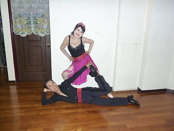 D62-趣味舞姿