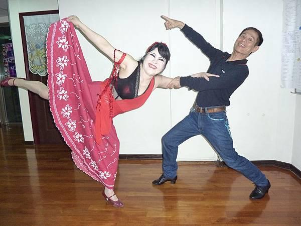 D85-趣味舞姿