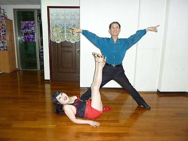 D88-趣味舞姿