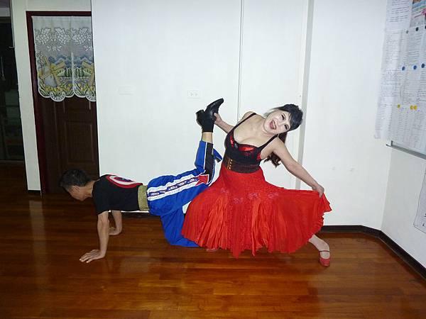 D89-趣味舞姿