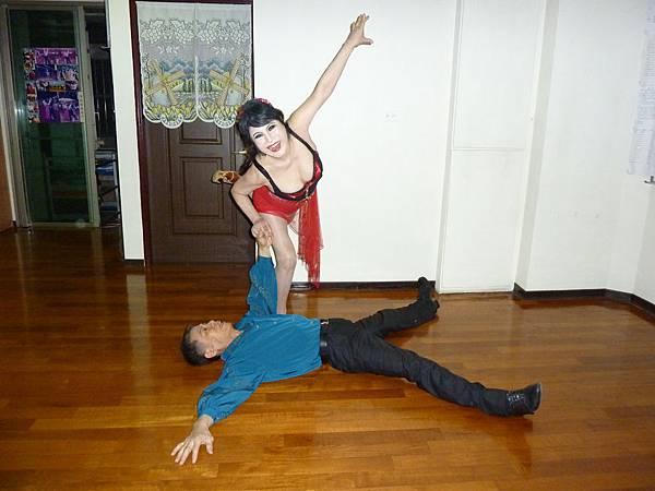 D91-趣味舞姿