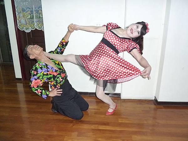 D92-趣味舞姿