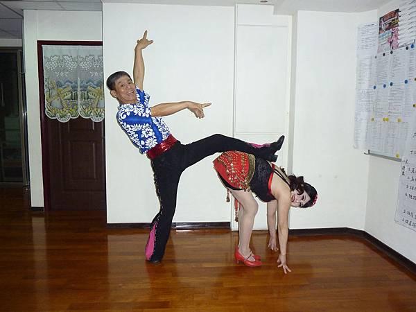 D93-趣味舞姿