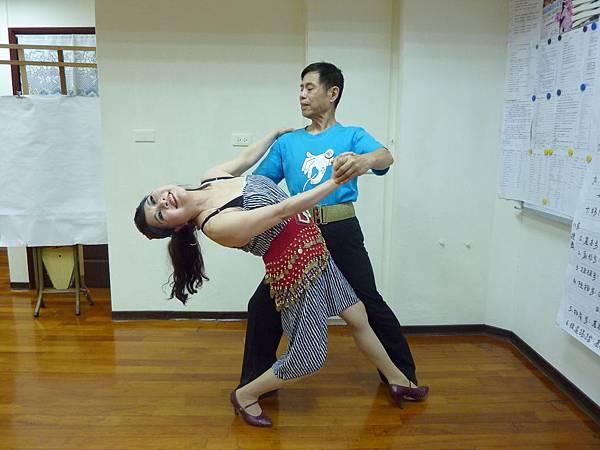 D109-趣味舞姿