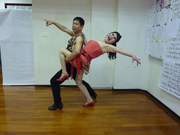 D113-趣味舞姿