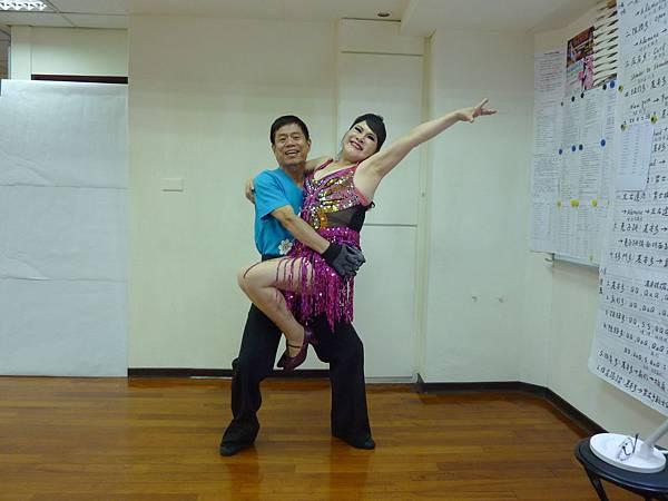 D116-趣味舞姿