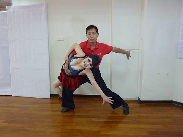 D125-趣味舞姿