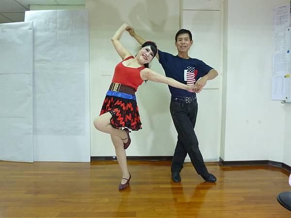 D139-趣味舞姿