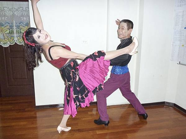 D150-趣味舞姿