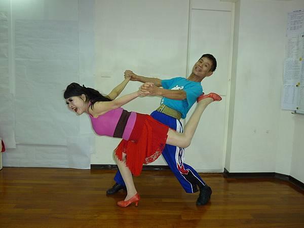 D153-趣味舞姿