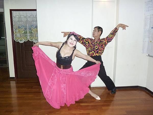 D157-趣味舞姿