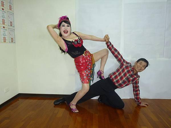 D158-趣味舞姿