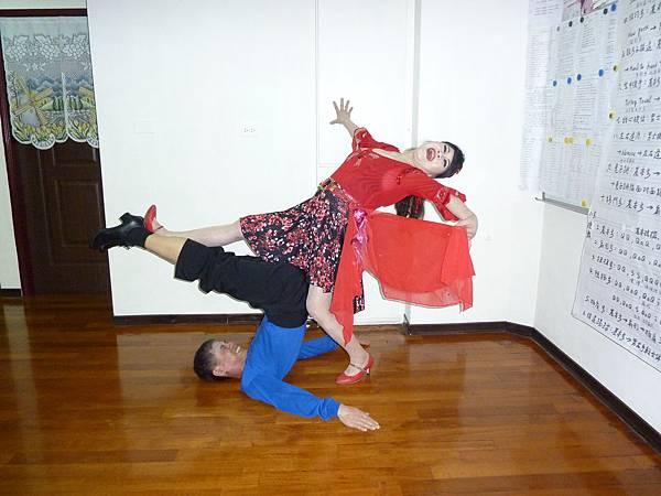 D160-趣味舞姿