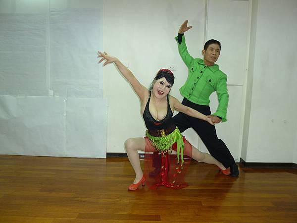 D165-趣味舞姿