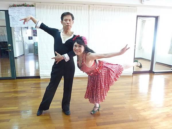 D176-趣味舞姿