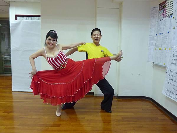 D177-趣味舞姿