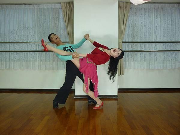 D191-趣味舞姿