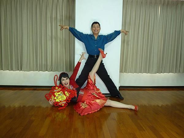 D203-趣味舞姿