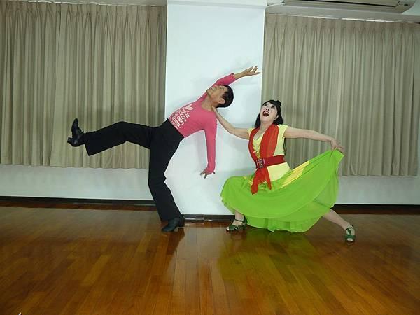 D206-趣味舞姿