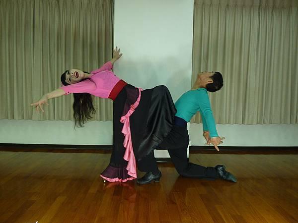 D207-趣味舞姿