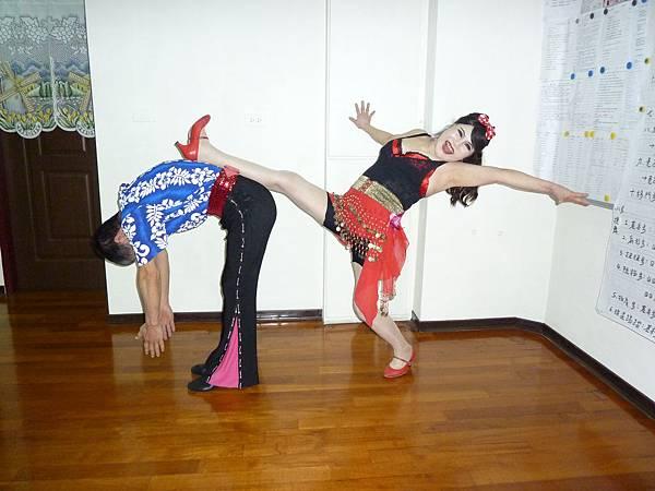 D256-趣味舞姿