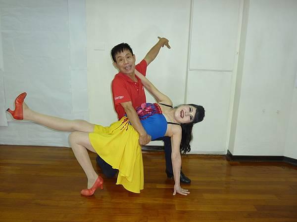 D257-趣味舞姿
