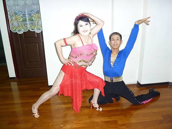 D258-趣味舞姿