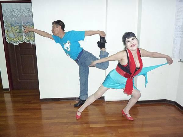 D264-趣味舞姿