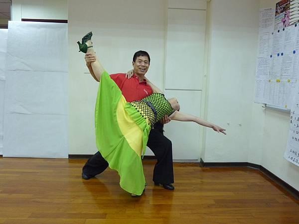 D265-趣味舞姿
