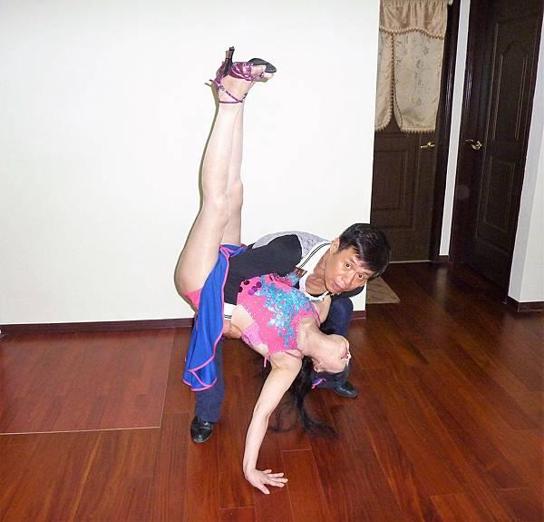 D280-趣味舞姿