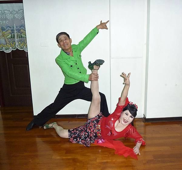 D293-趣味舞姿