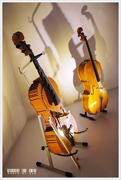 真假難辨的大提琴