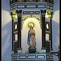 莊嚴的聖母像