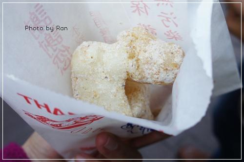 無名的白糖粿很不推