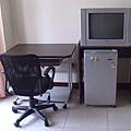 電視+冰箱+桌椅組