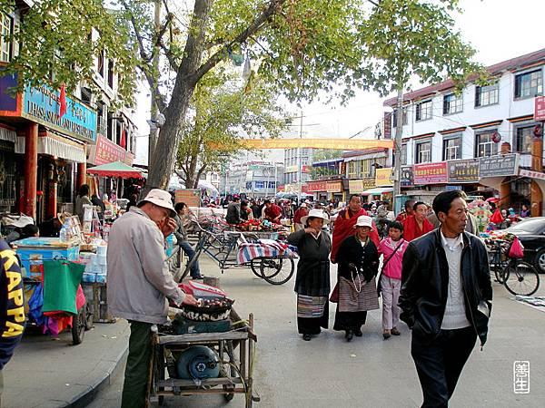 生活日記:想起了西藏的她