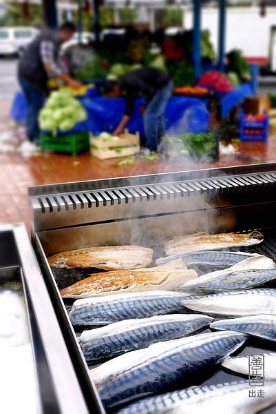 土耳其:特為 Balık-Ekmek (Fish Bread)寫一篇1