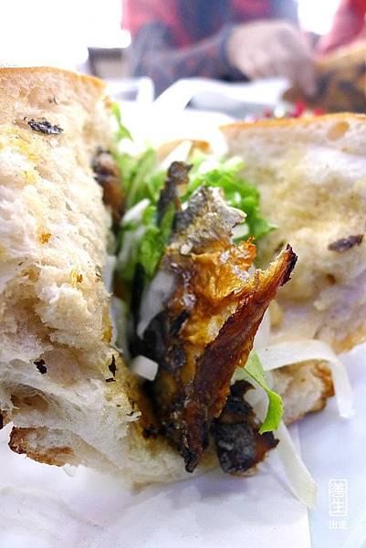 土耳其:特為 Balık-Ekmek (Fish Bread)寫一篇4