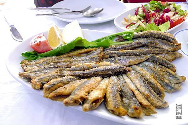 土耳其:特為 Balık-Ekmek (Fish Bread)寫一篇5