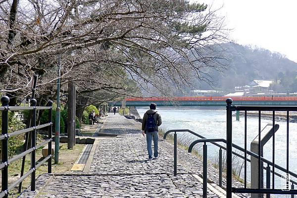 日本:宇治走看