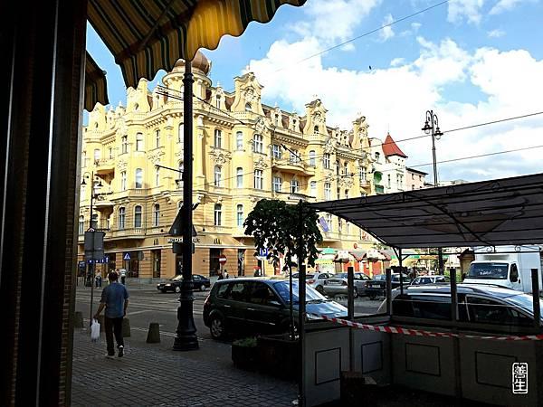 旅居波蘭 (day 93):走過3個月的悠閒平靜1