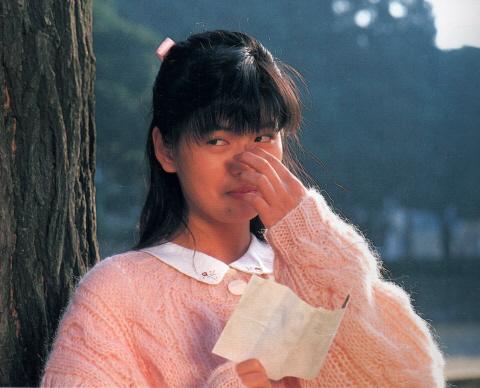麻宮サキ2代目:南野陽子