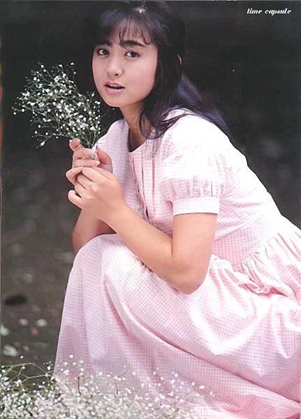 麻宮サキ初代目:斉藤由貴