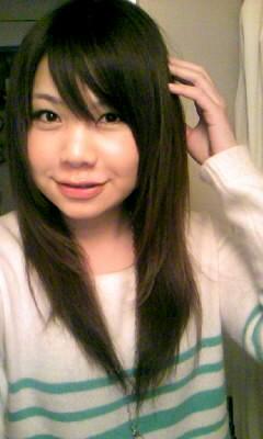 2009我決定留長劉海