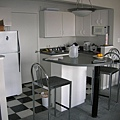 我的宿舍廚房