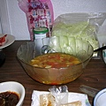 誠做的冬季蔬菜湯
