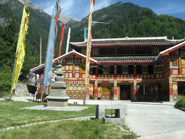 藏族人的房子