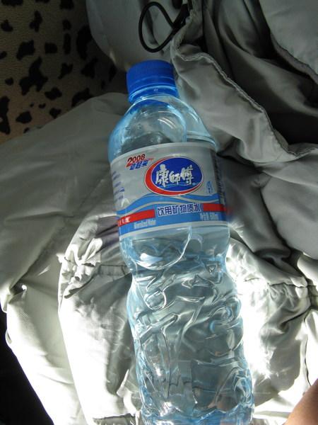 康師傅的水
