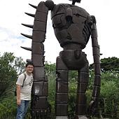 天空之城的機器人